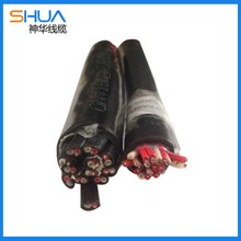 High temperature resistant compensation cable