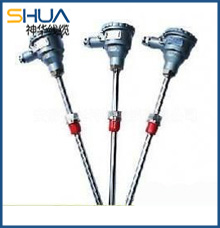 High temperature noble metal thermocouple