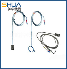 Wall thermocouple (resistance)